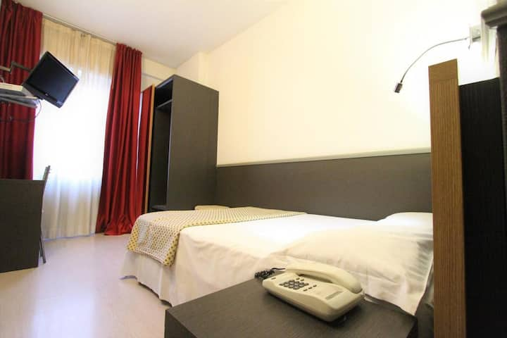LONG STAY - ECONOMY DOUBLE ROOM