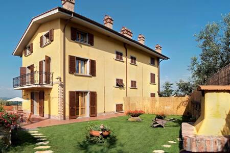 Relax Antico Borghetto Casa Vacanze - Tigliano - Villa