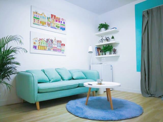 【Arch Home】蓝色海岸——会展中心旁*长租特惠*