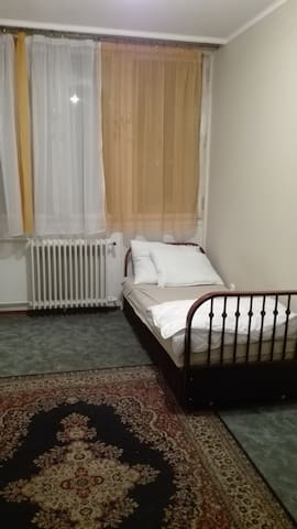 Cheap room for 1 on a good public transport area - Budapest - Aamiaismajoitus