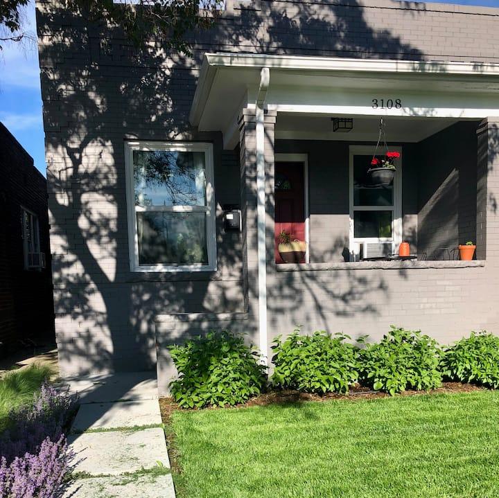 Bright & Historic 2 Bedroom Home
