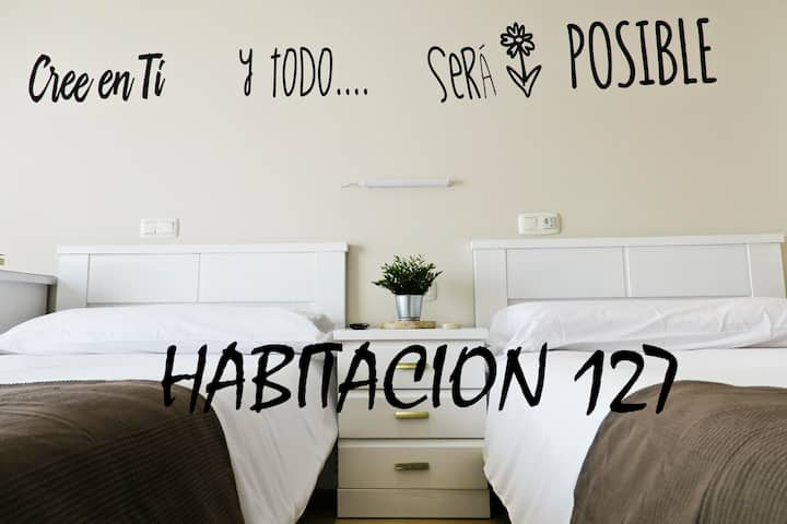 Habitaciones ALBERO 127