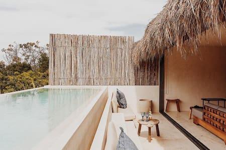 NEW Jungle Penthouse in Aldea Zama   Private Pool