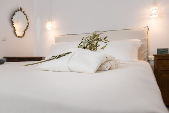 "IRIS VILLA on KEA - Luxury suite ""Thaumas"""