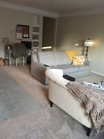 Apartment directly across from Easton Town Center - Columbus - Lägenhet