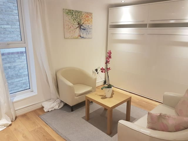 An Adorable Studio - 10 minutes to Central London