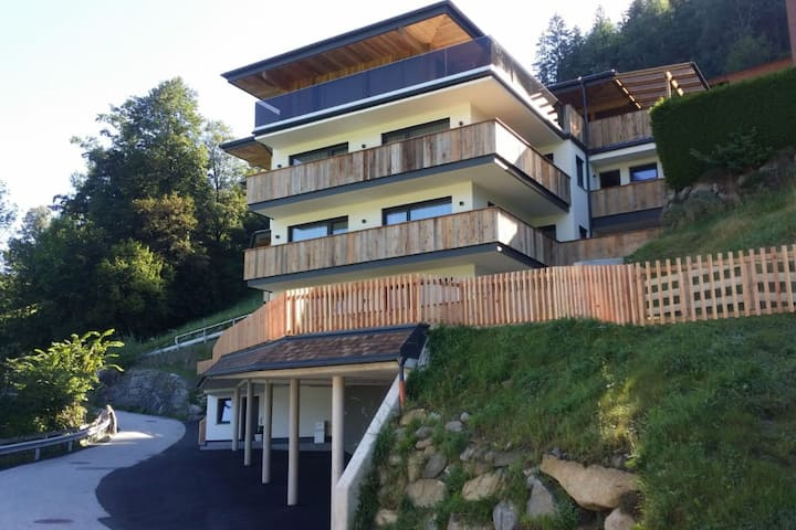 Alluring Apartment in Hart im Zillertal with Parking