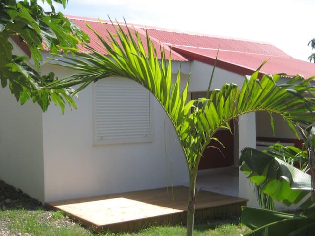 bungalow securisé pour vacances de reve - GP - อพาร์ทเมนท์