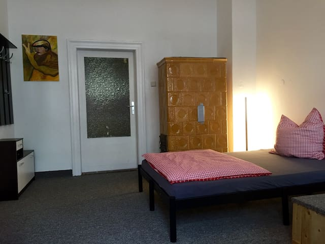Gemütl. Zimmer auf der Karli (1v.2) - ไลพ์ซิก - อพาร์ทเมนท์