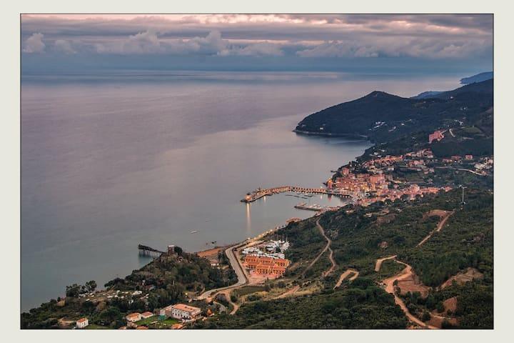 Rio Marina Isola D'Elba Toscana