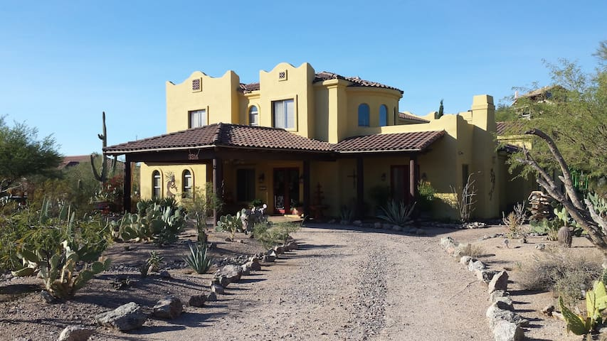 Desert Oasis Guest Suite