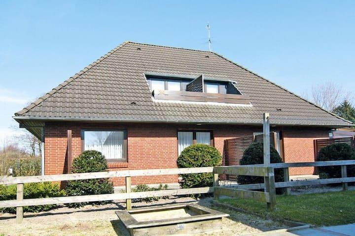 4 sterren vakantie huis in St. Peter-Ording