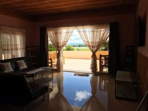 A 3-BR PENTHOUSE in Tabuk City Kalinga Philippines