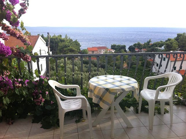 APPARTMENT WITH  AMAZING SEA VIEW - Ivan Dolac