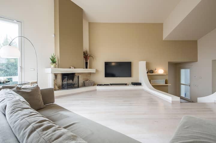 Modern Villa in the Chianti Region