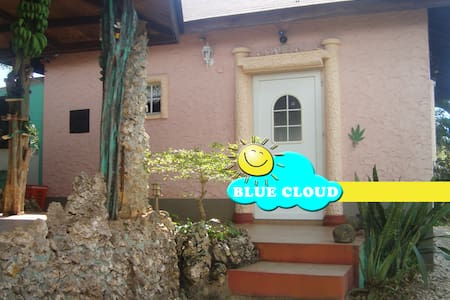 Blue Cloud Cottage - Hus