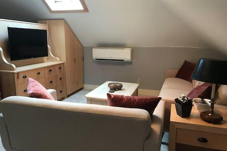Cozy loft in a quaint home