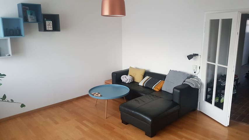 Fully furnished 3room apartment in Zurich's center