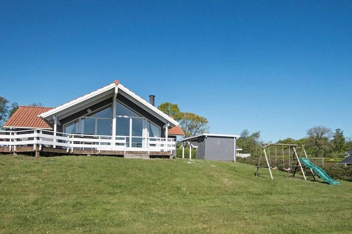 Modern Holiday Home in Sjolund with Sauna