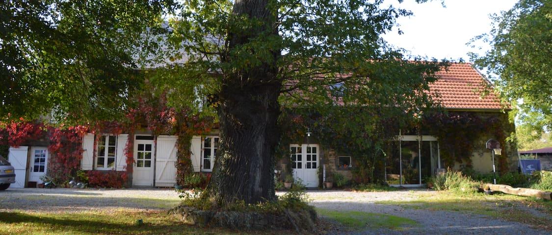 Maison de charme, piscine, terrasse, jardin,calme