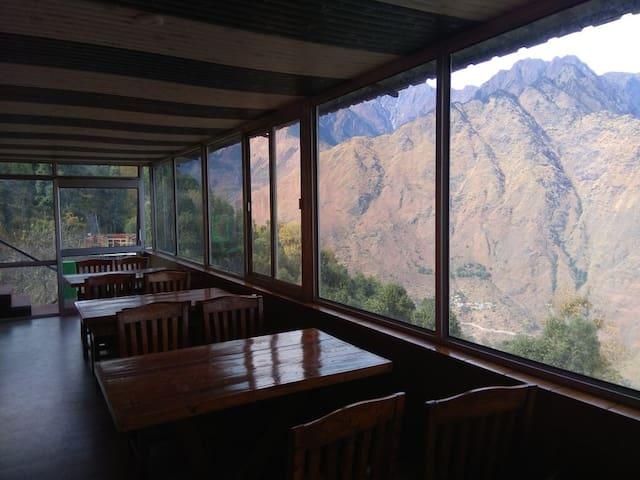 Room in Nanda hills Auli