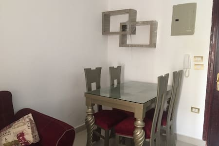 Cozy two bedrooms apartment in madinaty