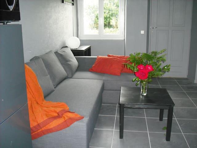 Gîte au jardin - Carrouges - Rumah