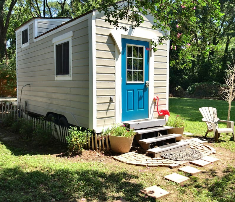 Tiny Houses For Rent In Atlanta