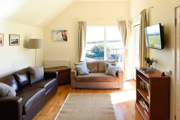 The Muckle Snug - peace, space and privacy