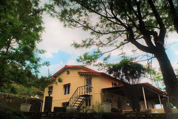 Roohaniyat, A Village Retreat, Nainital