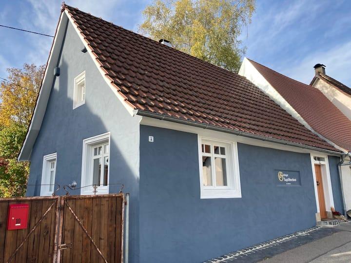 Historisches Tagelöhnerhaus