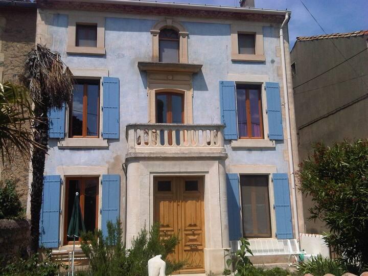 La Maison d'Alice  PARAZA Canal du Midi