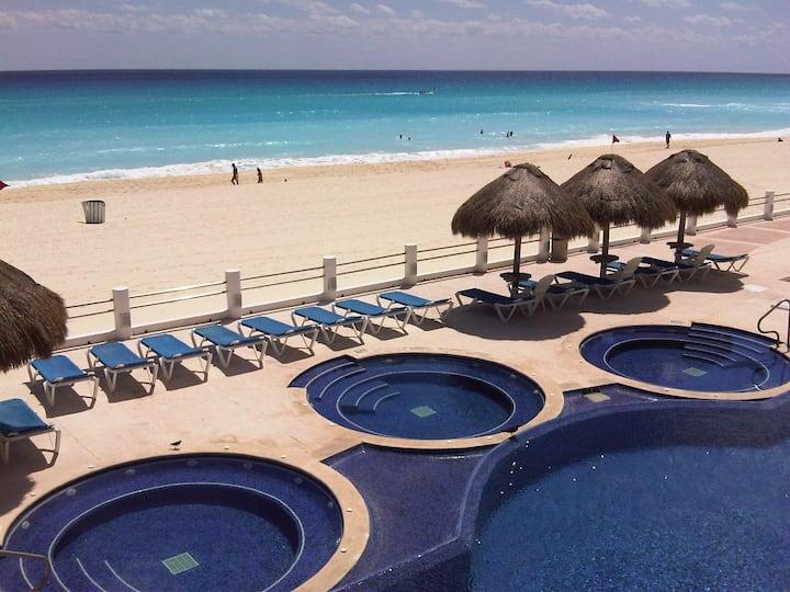 Estudio en el Corazón de la zona hotelera Cancún.