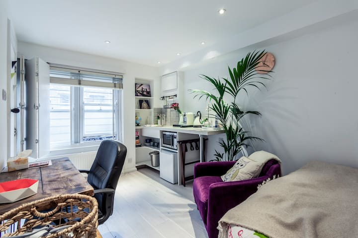Studio in a 2bd house - London - House