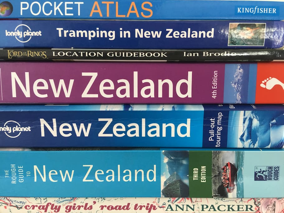 Plenty of information for your Kiwi adventure.
