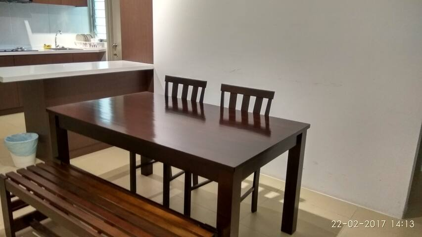 Woodz Queen Family Standard Room - Tanah Rata - Appartement
