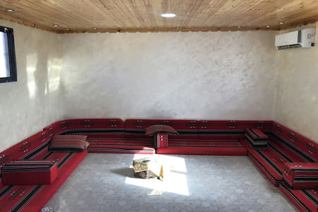 Private Guestroom w/ AC in a Bedouin Home