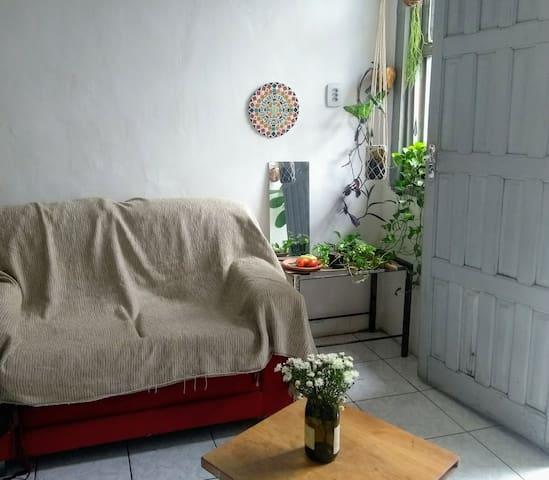 Quarto Relax no Santo Antônio