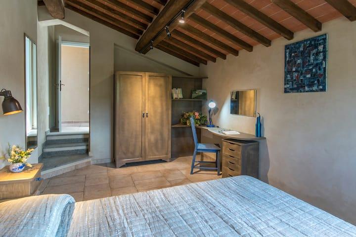 Pangea Villa -Blue Room