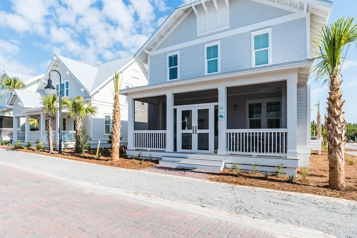 Maurice au Mer - Prominence (30A - So. Walton, FL) - Rosemary Beach - House