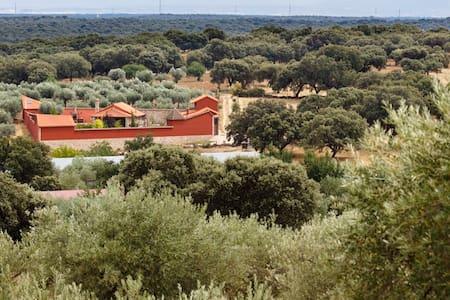 Complejo Rural atípico de lujo (6 Pax) Sur Gredos - Navalcán - Villa