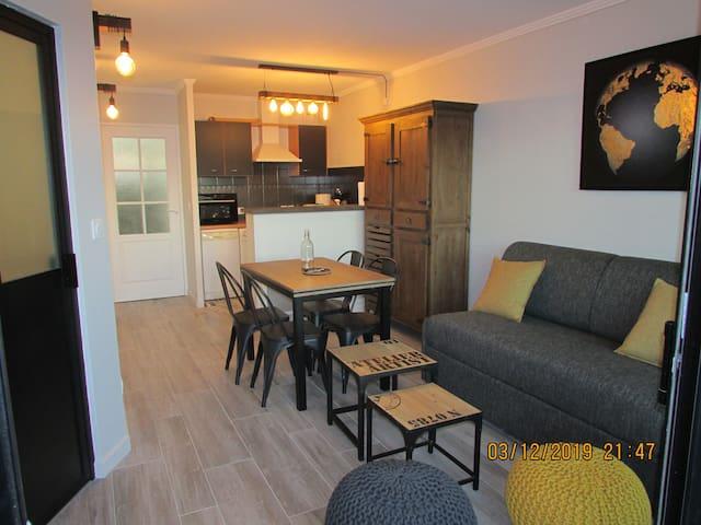 Pornichet Charmant appartement Face Mer