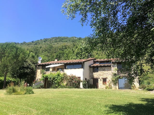 B&B in the fabulous French Pyrenees - Leychert - Pousada