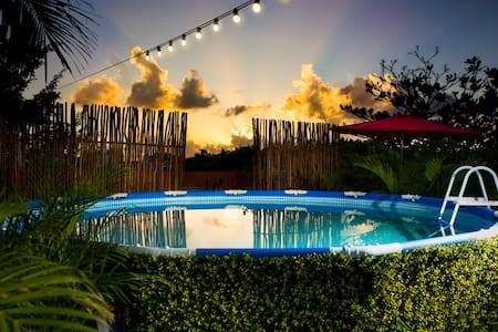 CASA BOTERO CENTRAL LOCATION WITH ROOFTOP & POOL - Playa del Carmen - Apartment