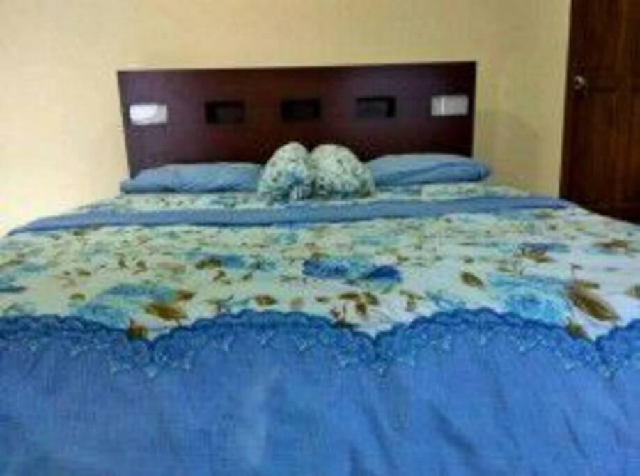 Kamar Tidur Utama / Major Bedroom