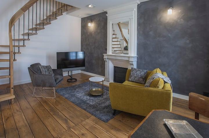 Villa côté Plateau / Appartement - Duplex DELUXE