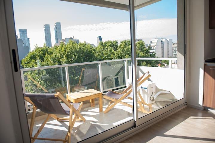 Luxury Apartment/Studio - Palermo Hollywood