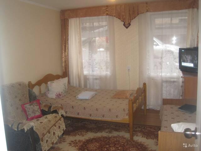 комната в 2х ком квартире - Essentuki - Apartamento