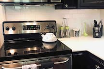 Our kitchen is your kitchen.  You are welcome to prepare your meals here.