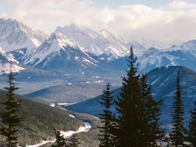Canadian Rockies Family Getaway - Dead Man's Flats